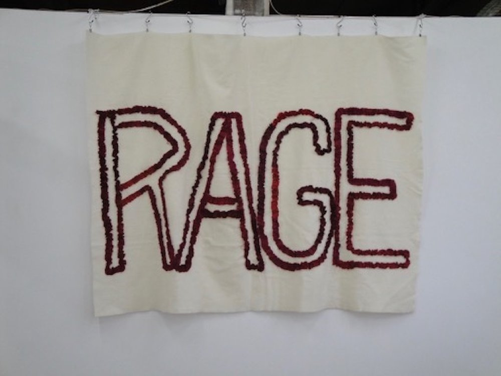 JUST WORDS - RAGE #1, Sharon Moodie