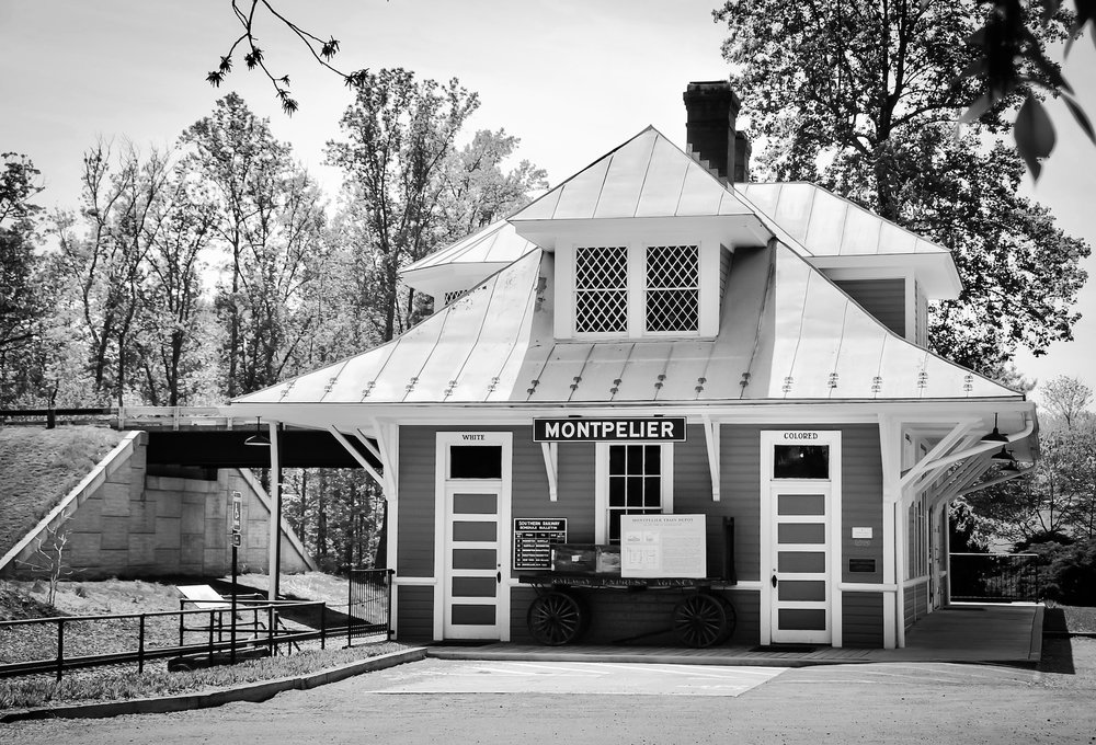 Montpelier in Black & White, Kim Wolterman