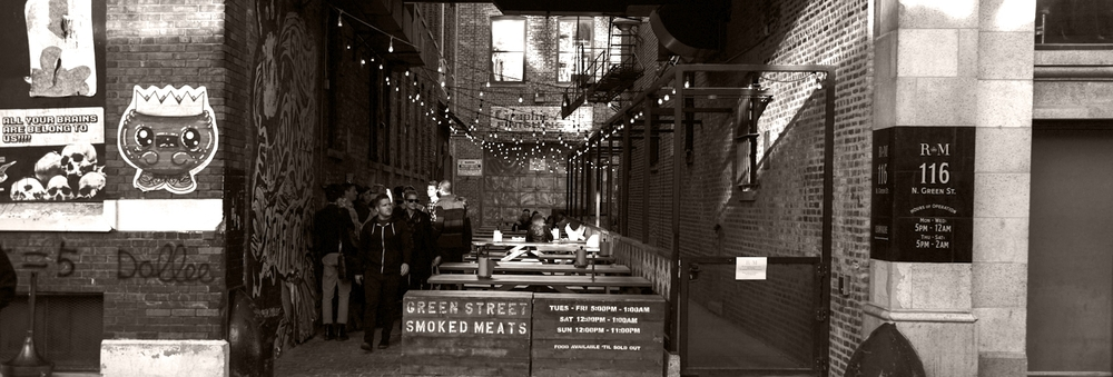 Green St Smoked Meats