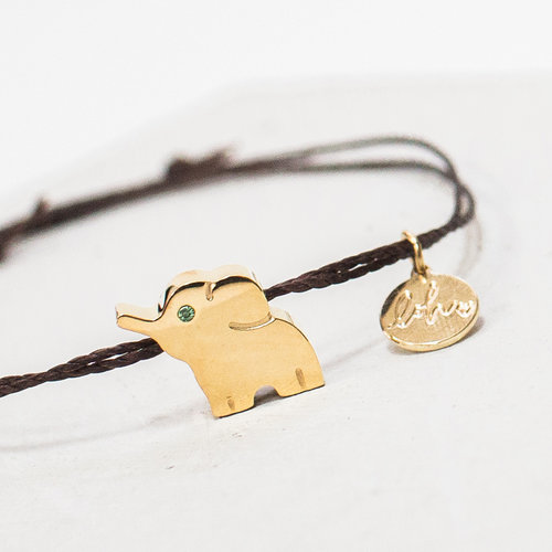 pin bracelet sterling anklet or by ericdanieldesigns charm elephant