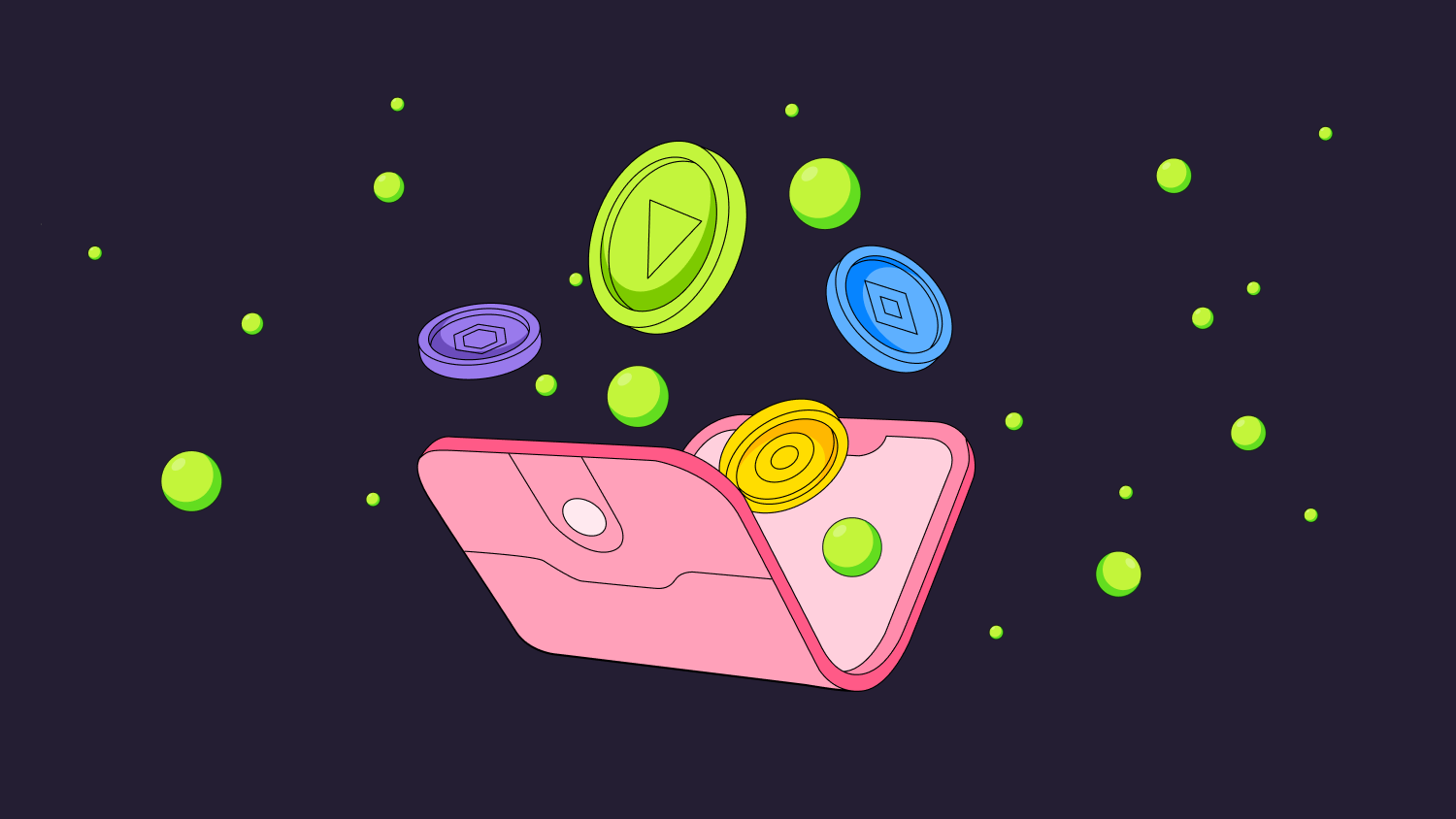 When wallets? We have news! We're excited to share that starting next month, the first customers will begin testing crypto wallets on Robinhood. We�