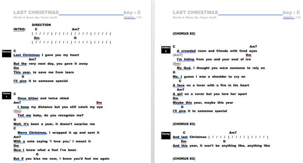 Last Christmas (C) Chart.png