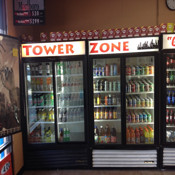 Tower Zone Smoke Shop, Antioch