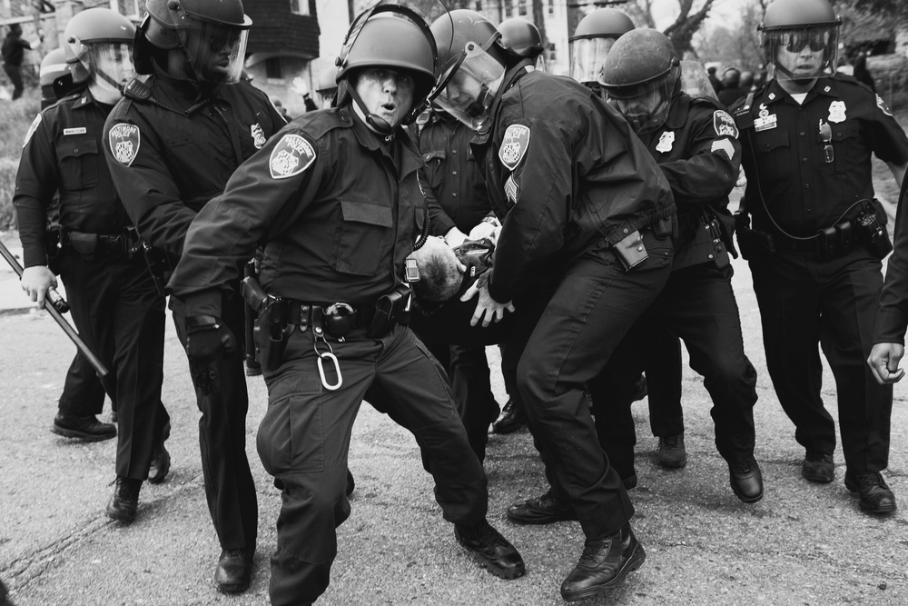 a discussion of the future of police brutality To end racism and police brutality, end capitalism mostly to raw anti-racist solidarity and anger against police brutality the foundations for the future.