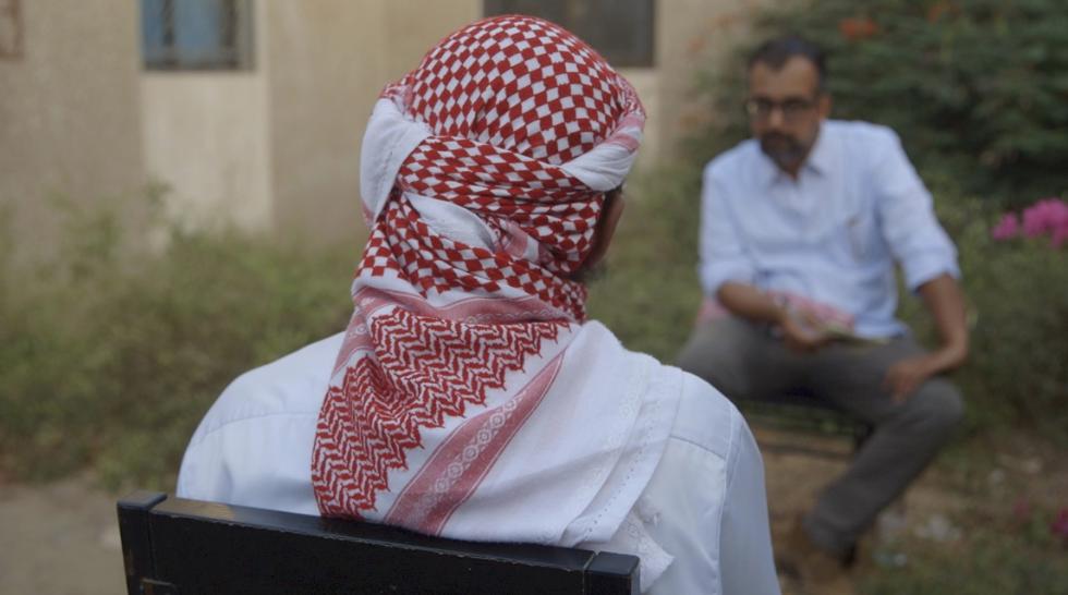Alvi and a prominent al Qaeda leader