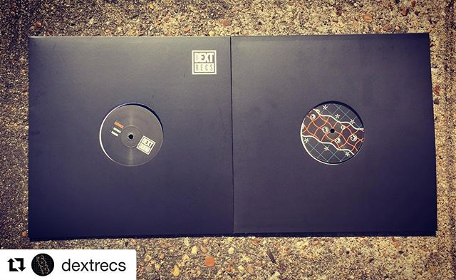 Stoked to put some of my art on the 10th release from Dext recordings, 'Nataraja' by Bodyjack.  #Repost @dextrecs with @get_repost ・・・ Buzzing to finally have finished copies of #DEXT010 nataraja ep by @chrisfinke AKA bodyjack in my hand , maximum big ups to our designer @maxhaus for the crisp new art direction  looks dope as copies in post to LA ASAP 😉 if you not picked up a copy yet link in bio 🔥🔥🔥#DEXT010 #nataraja #tandava #lordofthedance #techno #electro #uk #ecto #banger #hauser #vinyl #records #12inchvinyl