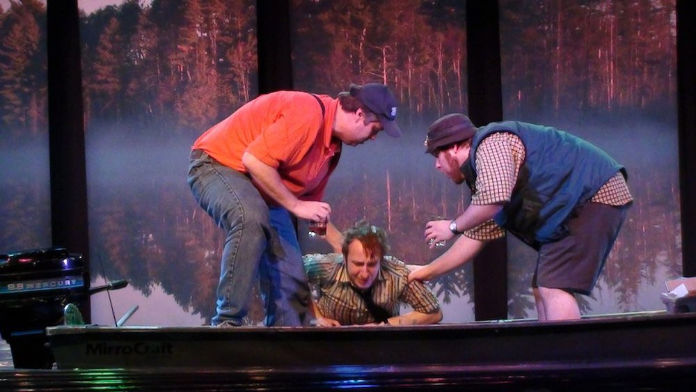 Gone Fishin' (Cornerstone Theatre, Canmore - Canada)