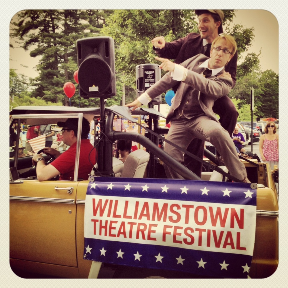 Williamstown Theatre Festival, July 4th Parade