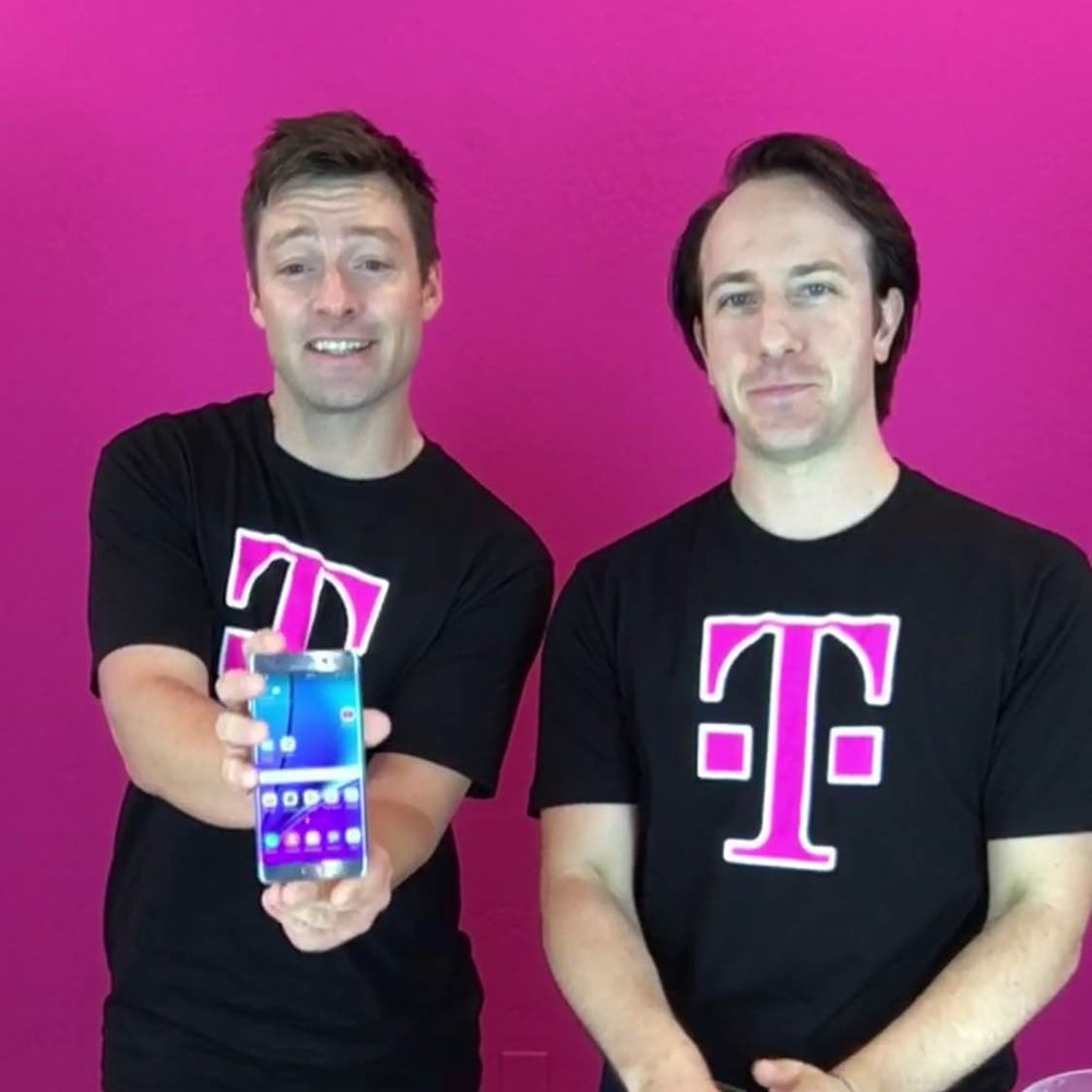 T-Mobile Launches Samsung Galaxy Note 7LIVE!