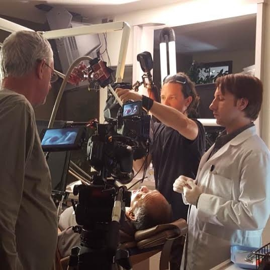 "On Set, ""Deadly Dentists"""