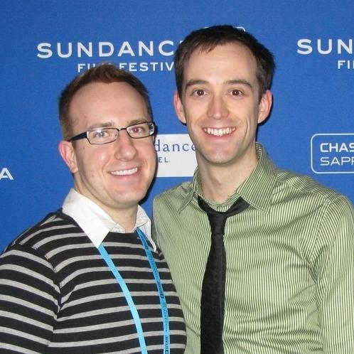 Sundance Film Fest, 2011 (with Kyle Cameron)