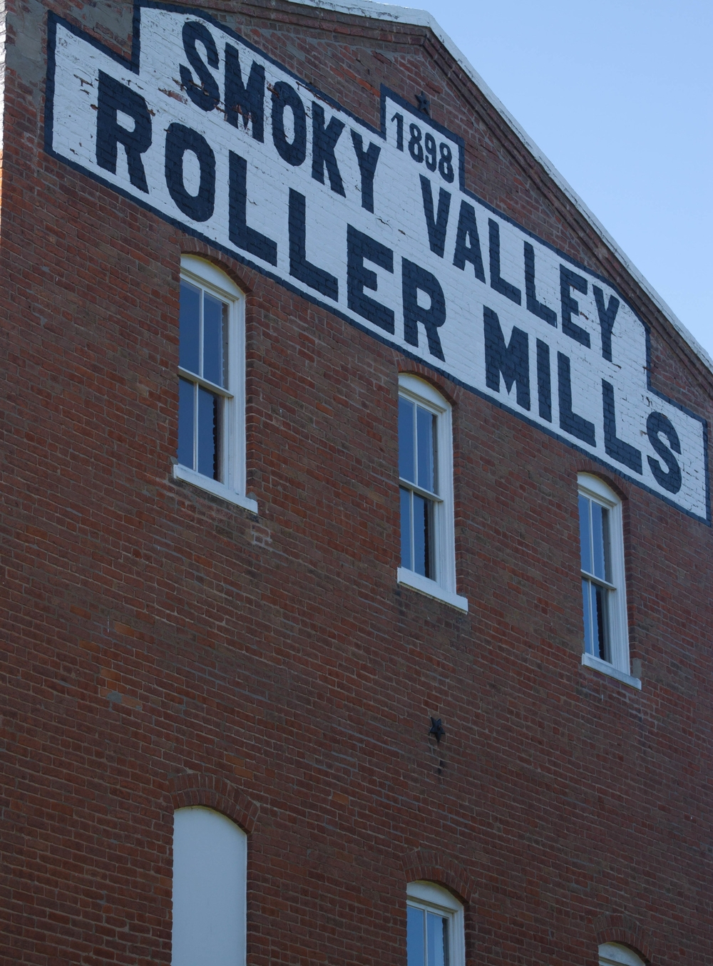A must that every should see is the Smoky Valley Roller Mill near the river in Lindsborg.