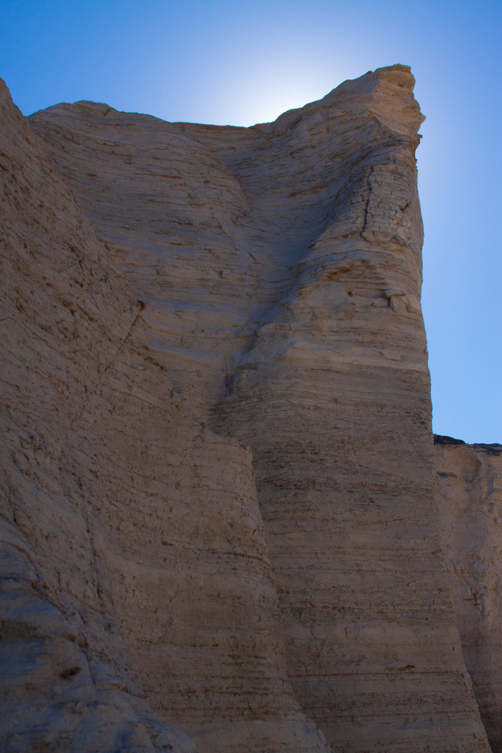 Monument Rocks in Gove County