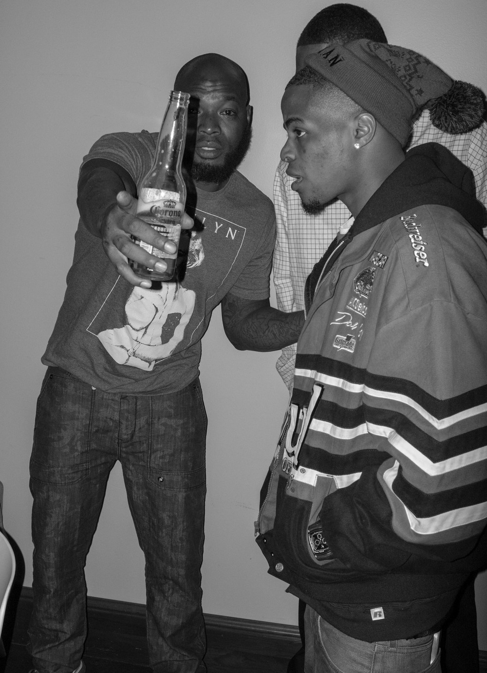 YBM Smooth was in the house.