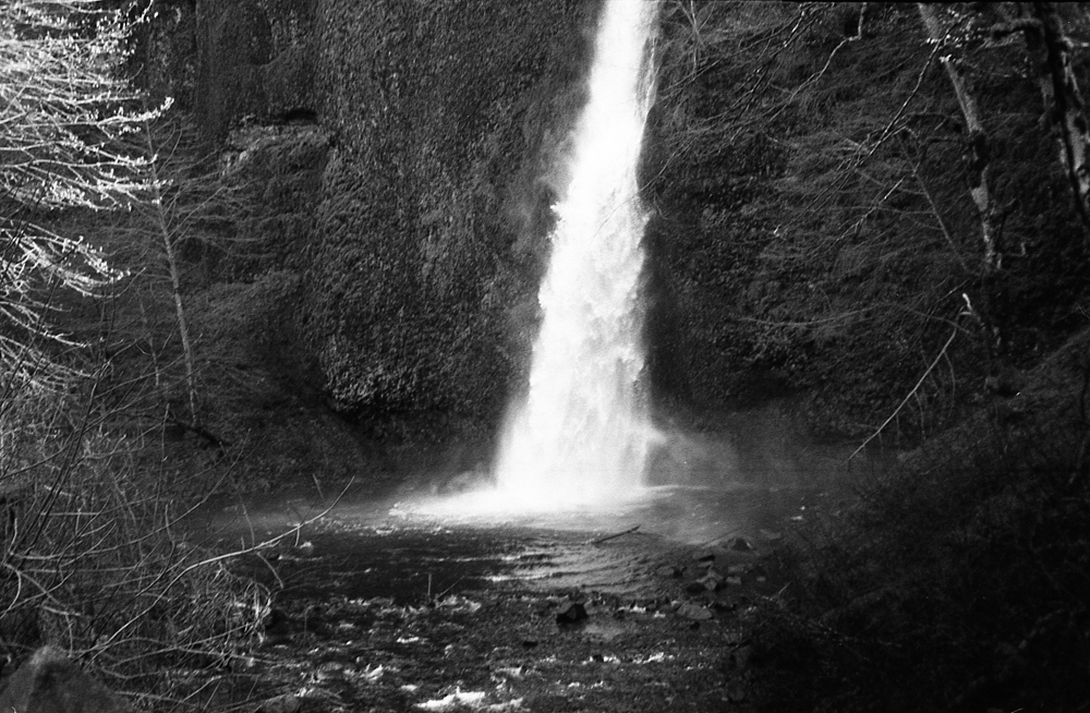 Multnomah Falls 2017