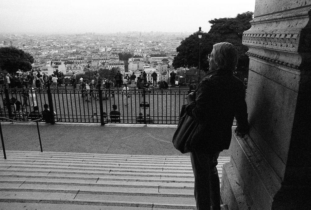 Montmartre, Paris 2017