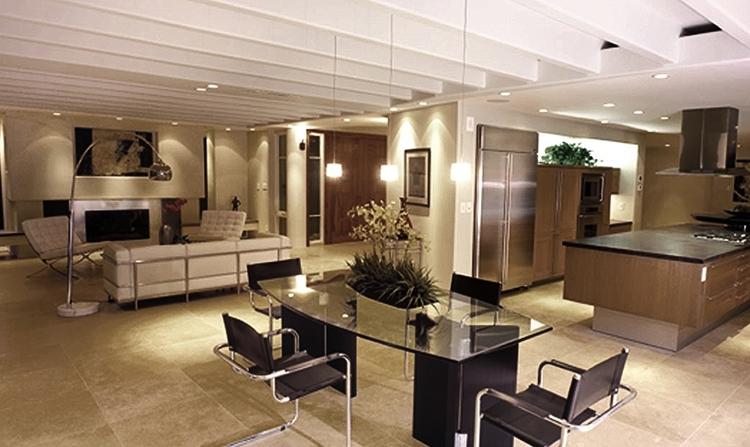 naples residence livingdiningkitchen - Interior Designer Usa