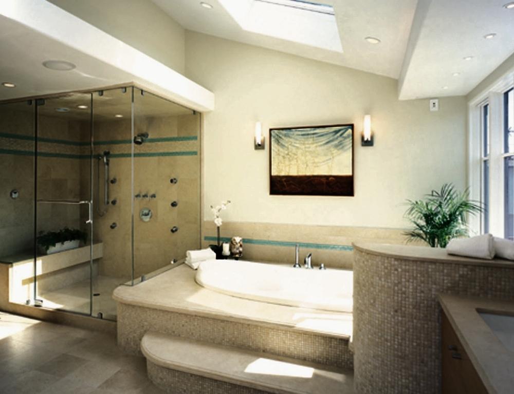 Naples Residence   Master Bath
