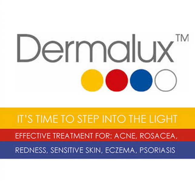 omnilux light therapy facial melbourne LED dermalux phototherapy facial
