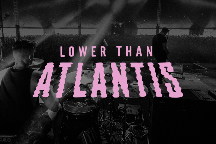 Lower Than Atlantis Logo Lower Than Atlantis
