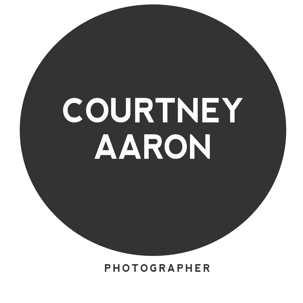 Courtney Aaron, Photographer