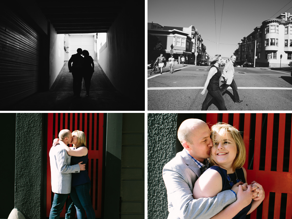 San Francisco Russian Hill Engagement - Courtney Aaron05