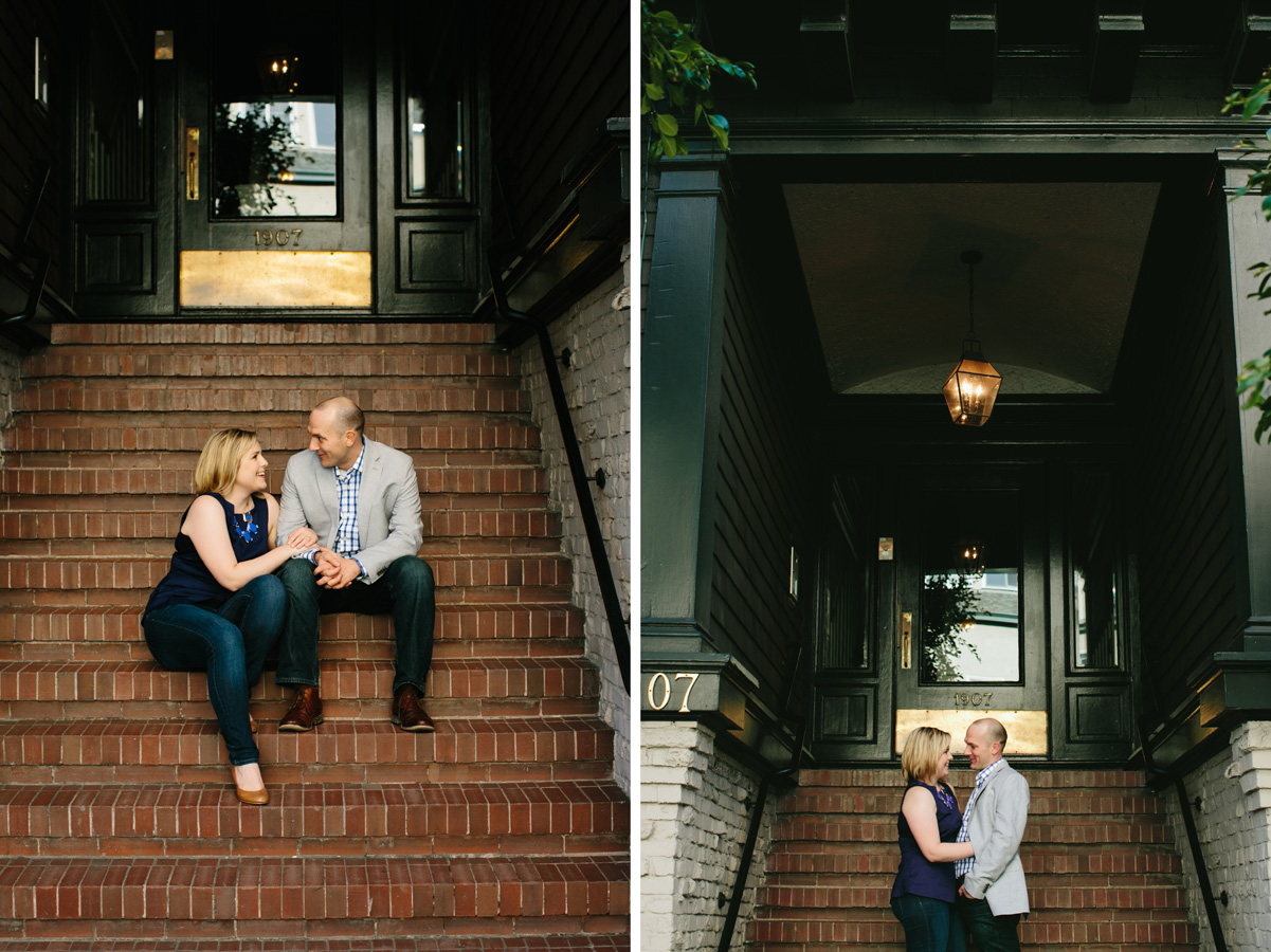 San Francisco Russian Hill Engagement - Courtney Aaron06