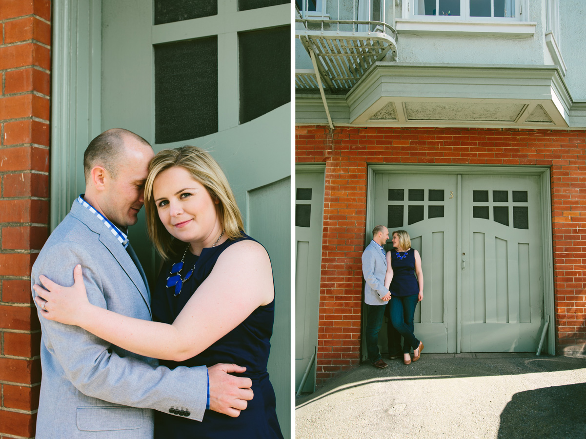 San Francisco Russian Hill Engagement - Courtney Aaron08