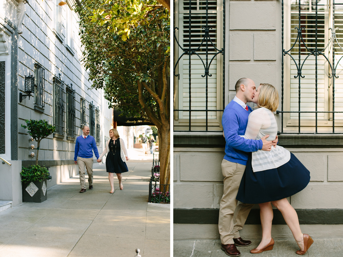San Francisco Russian Hill Engagement - Courtney Aaron19