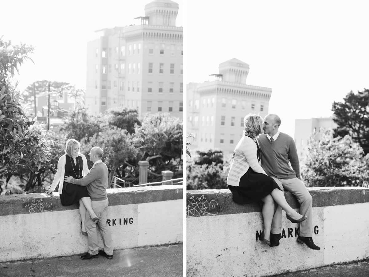San Francisco Russian Hill Engagement - Courtney Aaron27