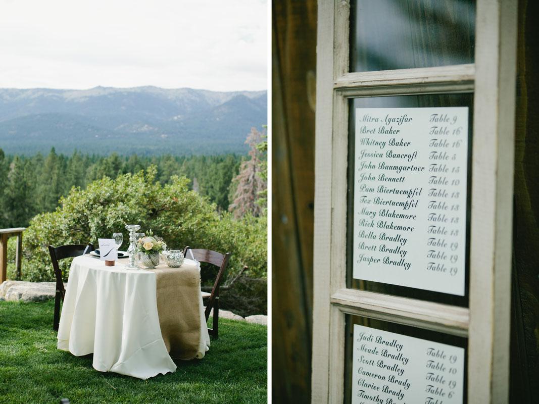Tunnel Creek Lodge Wedding Lake Tahoe Private residence070