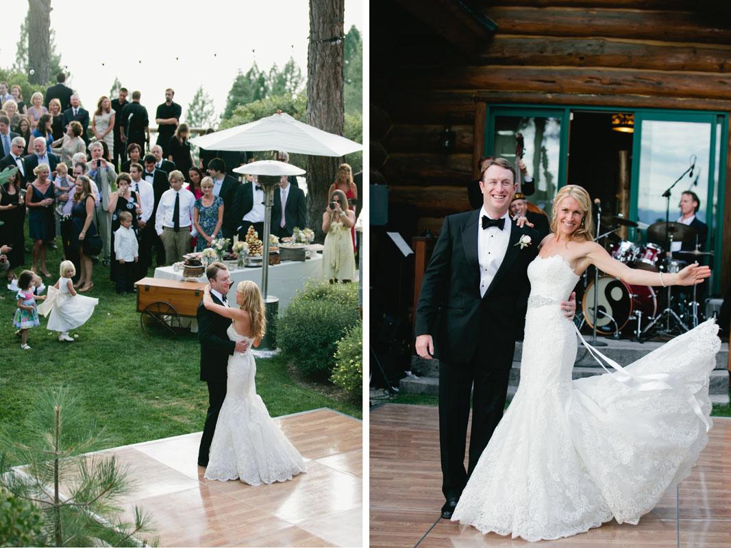 Tunnel Creek Lodge Wedding Lake Tahoe Private residence085