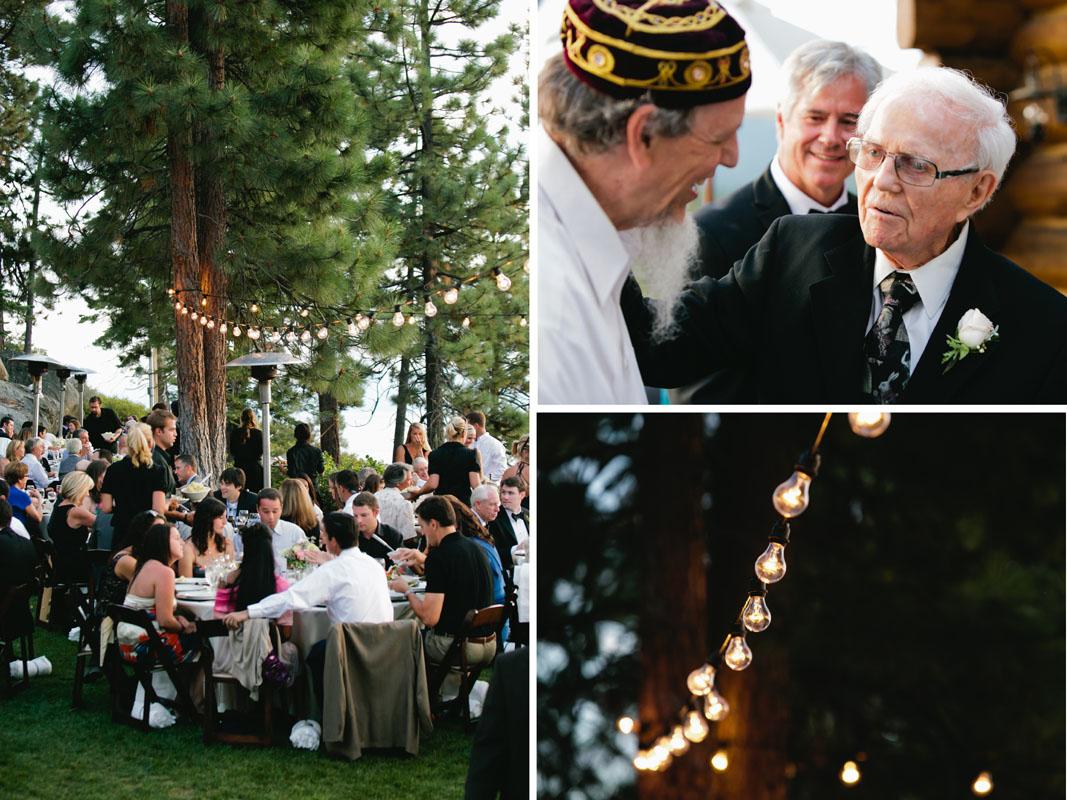 Tunnel Creek Lodge Wedding Lake Tahoe Private residence090