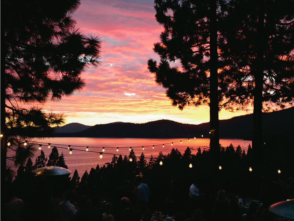 Tunnel Creek Lodge Wedding Lake Tahoe Private residence092