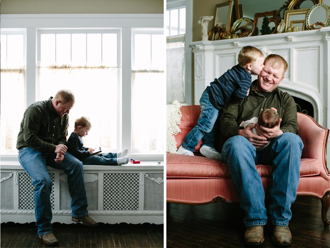 Courtney Aaron Reno Family Newborn Photography -002