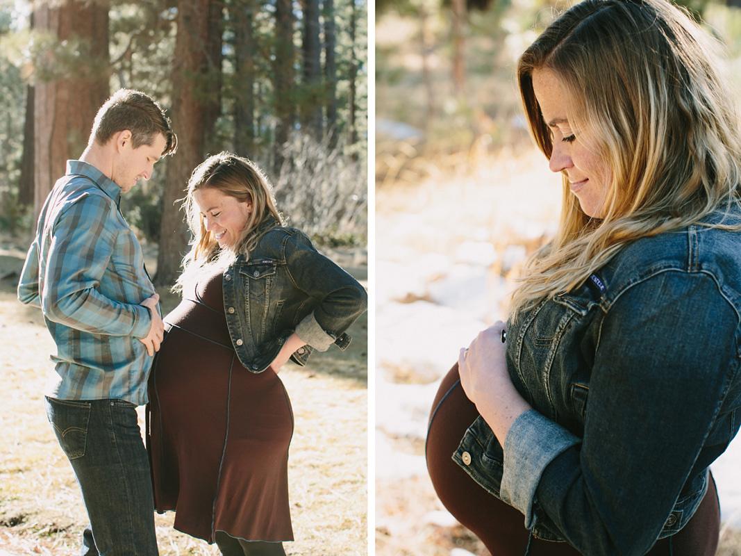 Courtney Aaron lake Tahoe maternity4