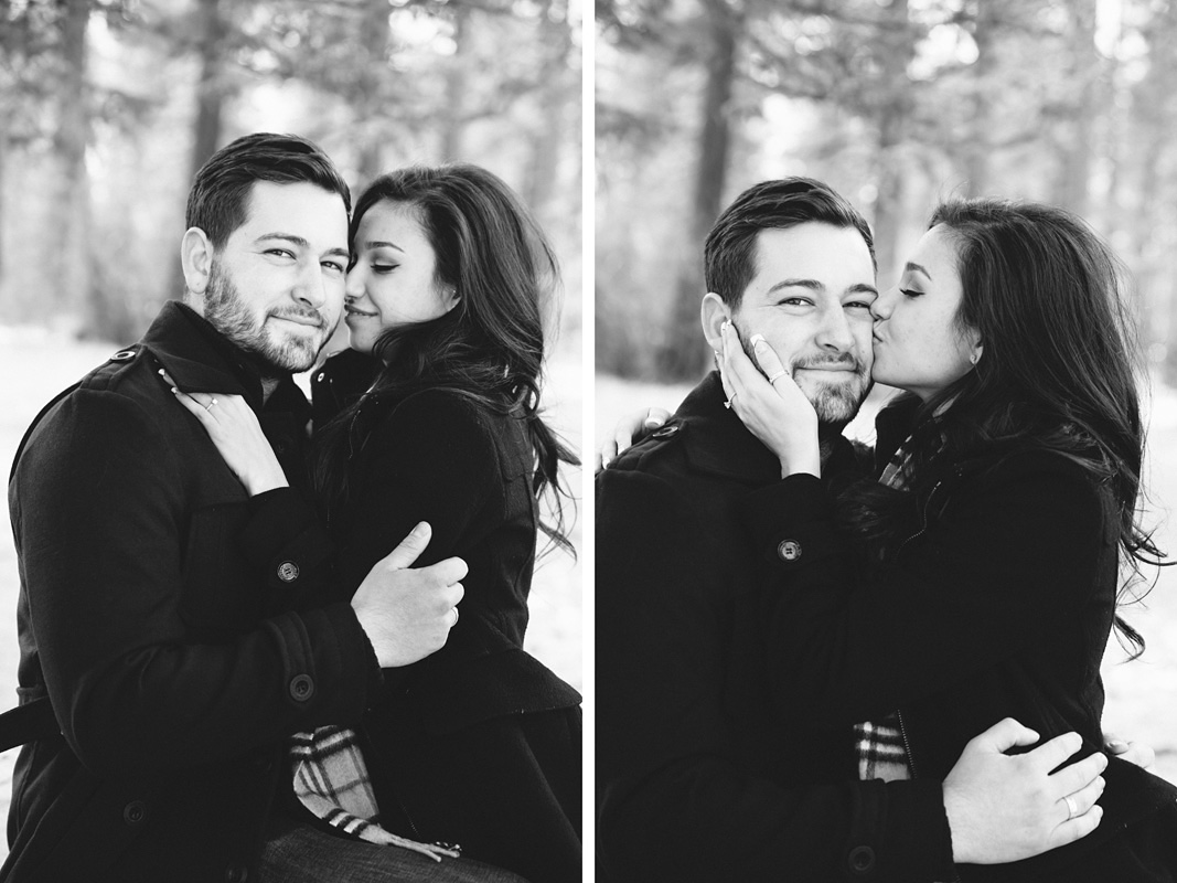 Courtney Aaron south lake Tahoe engagement 10