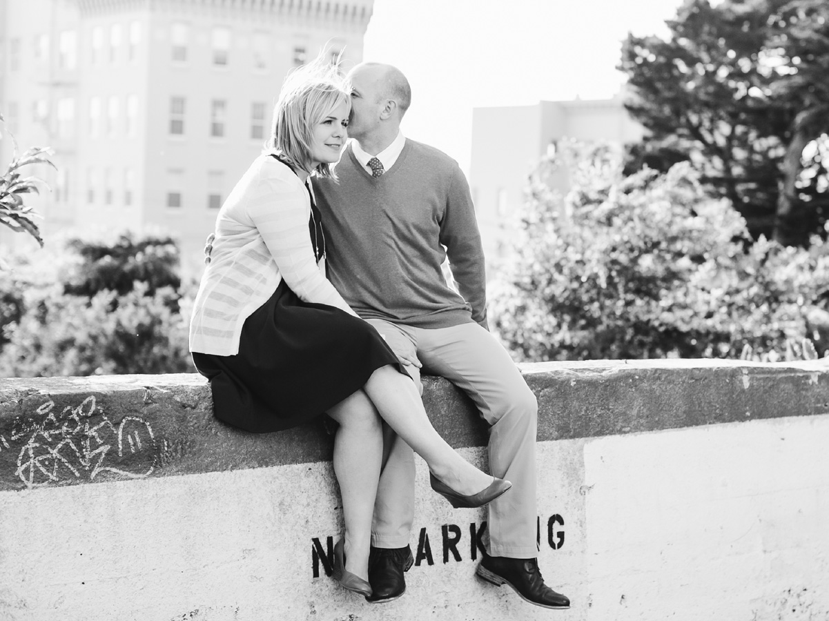 San Francisco Russian Hill Engagement - Courtney Aaron28
