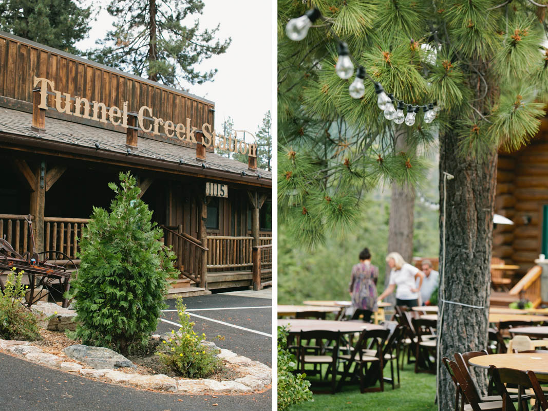 Tunnel Creek Lodge Wedding Lake Tahoe Private residence002