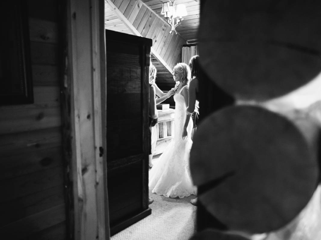 Tunnel Creek Lodge Wedding Lake Tahoe Private residence013