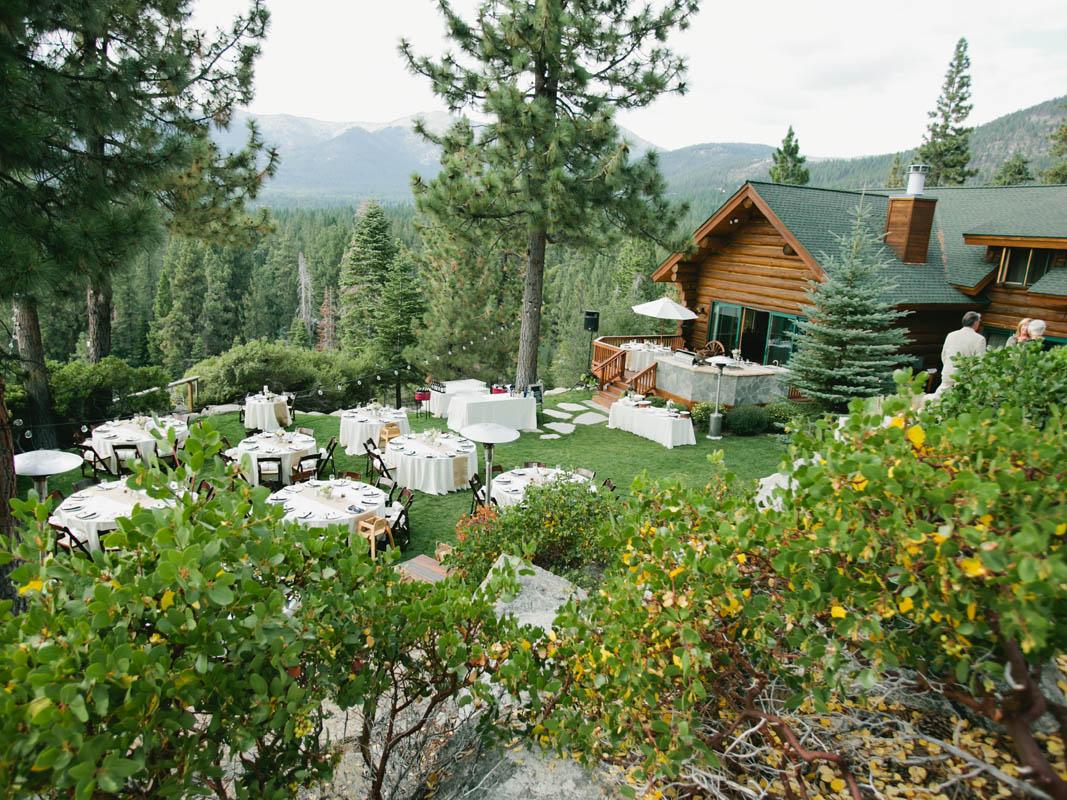 Tunnel Creek Lodge Wedding Lake Tahoe Private residence037