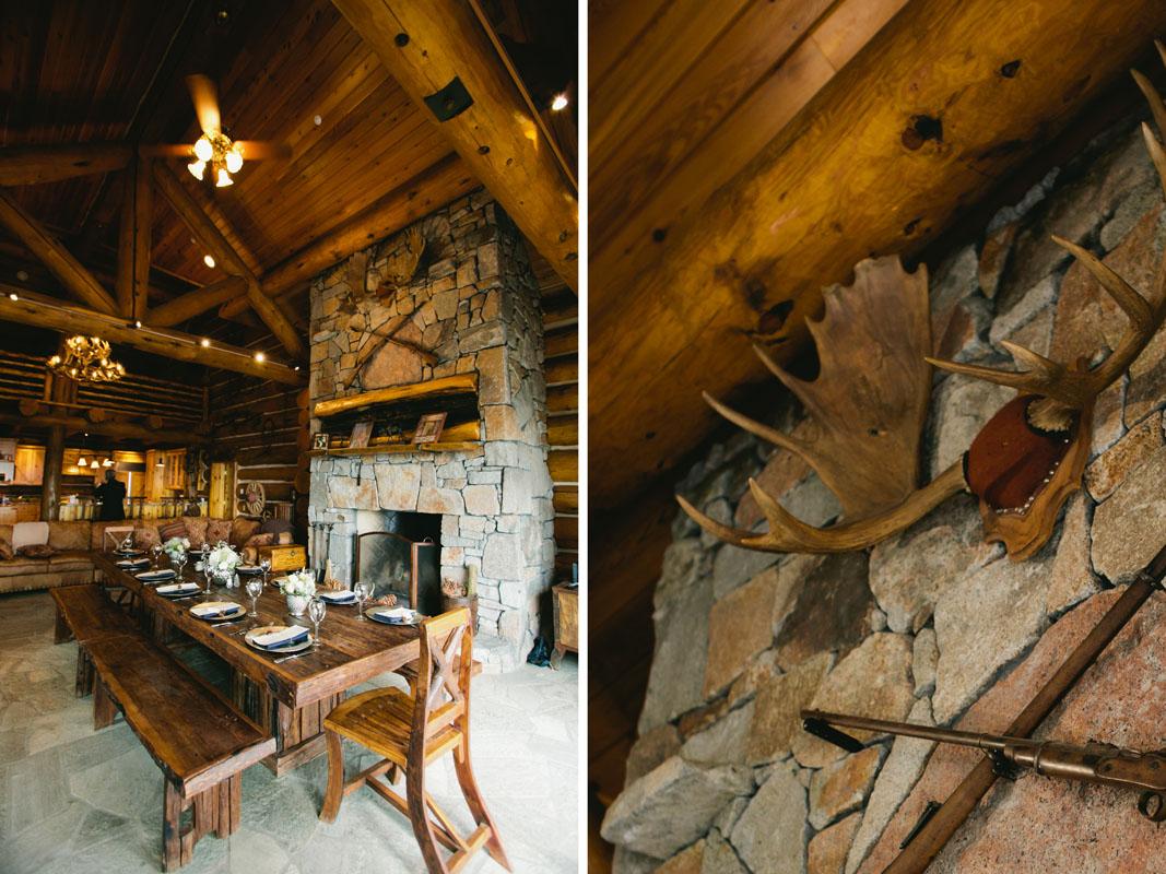 Tunnel Creek Lodge Wedding Lake Tahoe Private residence076