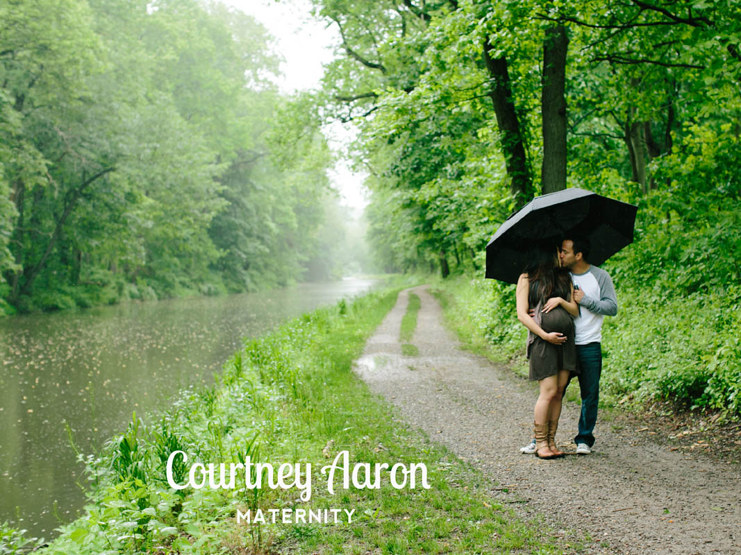 Bucks County Pennsylvania Maternity- Courtney Aaron Photographer