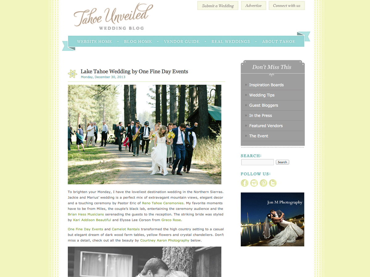 TahoeUnveiled JackieMarius Feature