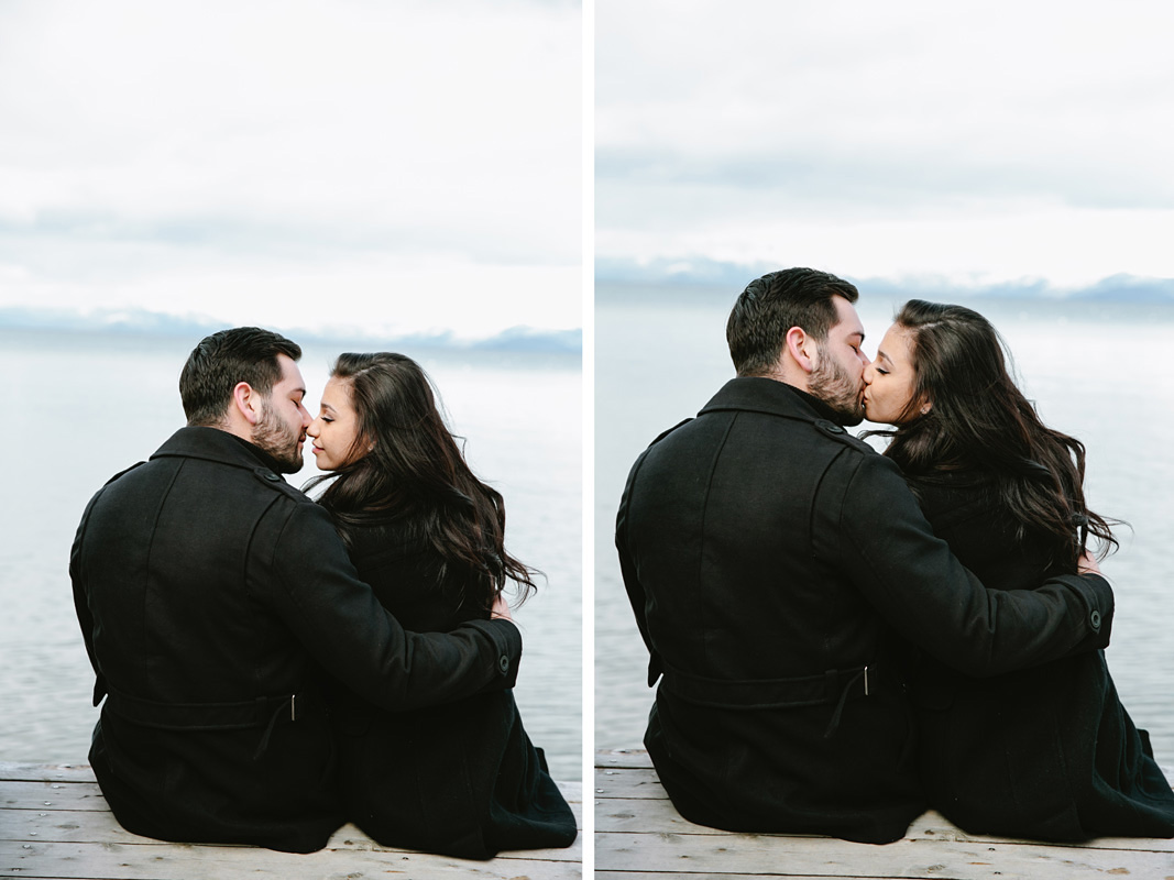 Courtney Aaron south lake Tahoe engagement 4