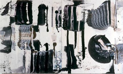 Ed Moses, Racko No. 2 , 1995,