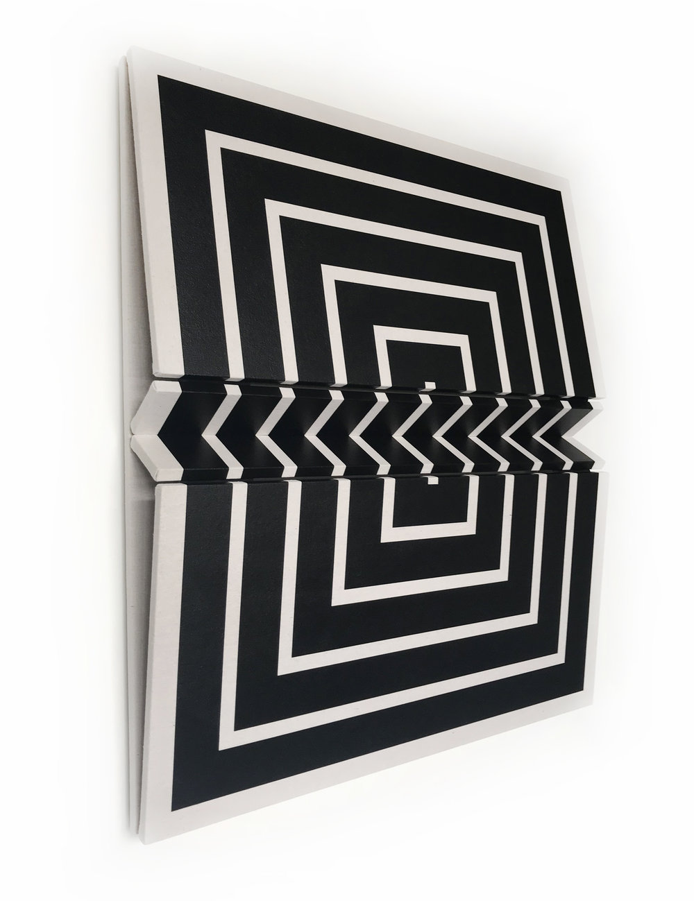 FOR WEBSITE_Untitled Black Concentric_Angle 2_2018.jpg