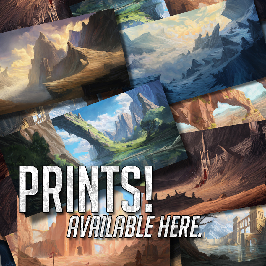 Prints add character to any room, and help me create the art that I love.