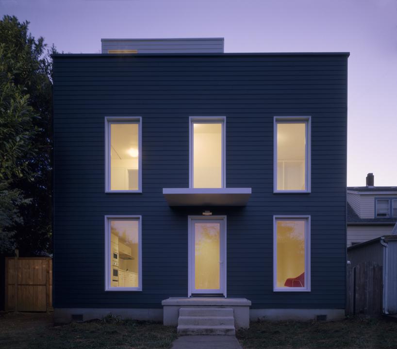 2001AIA Portland's Architecture + Design Festival, Design Matters 2001: A tour of exceptional Portland homes - Project: Cape Cod HouseArchitect: Benjamin Waechter