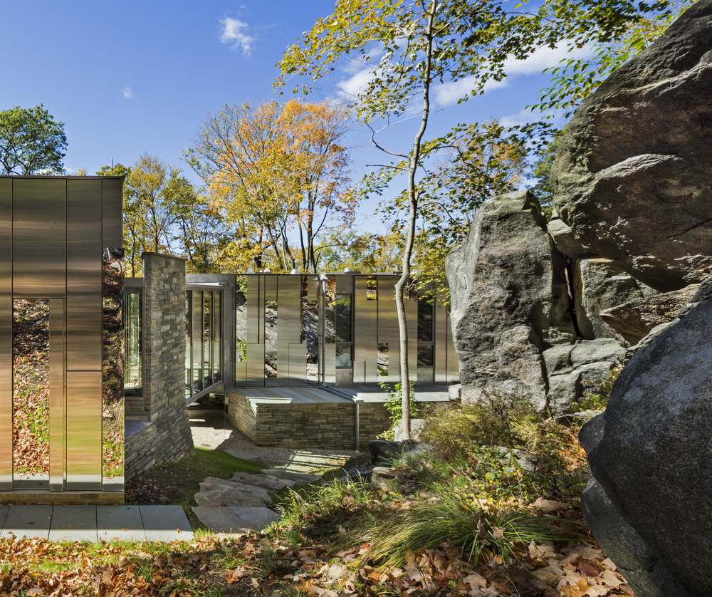 Modern Pound Ridge House